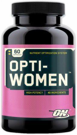 OPTI-WOMEN - Optimum Nutrition (60 cápsulas)