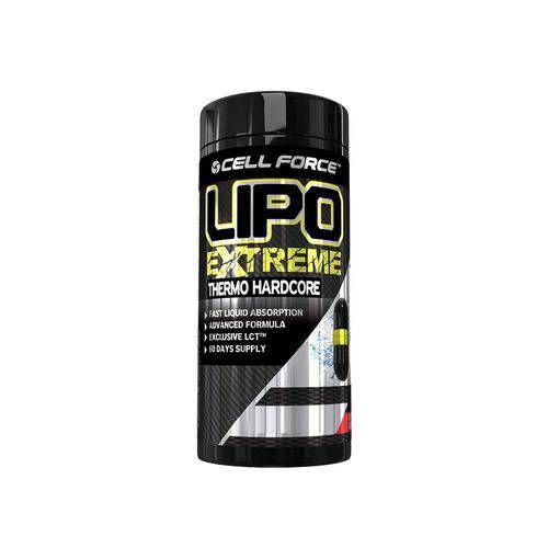 LIPO EXTREME THERMO HARDCORE (60CAPS) CELL FORCE