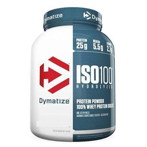 ISO 100 - 100% Hidrolyzed (1,360g) Dymatize