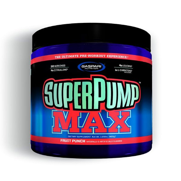 SUPERPUMP MAX (640G) GASPARI NUTRITION