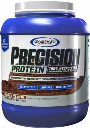 PRECISION PROTEIN (1814KG) CHOCOLATE - GASPARI NUTRITION