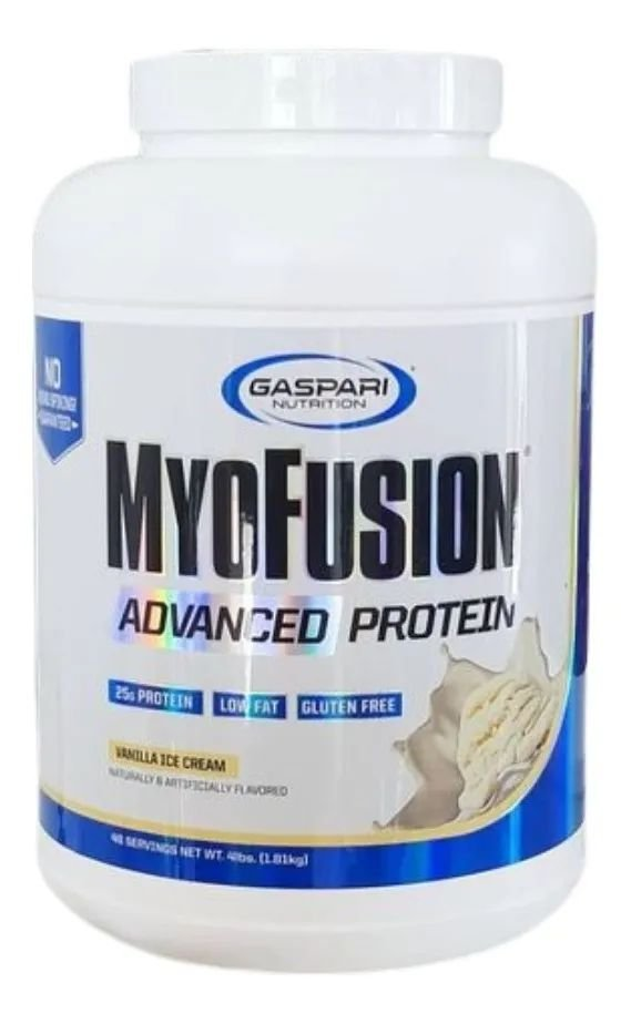 Myofusion  Protein 1.8Kg - Gaspari Nutrition