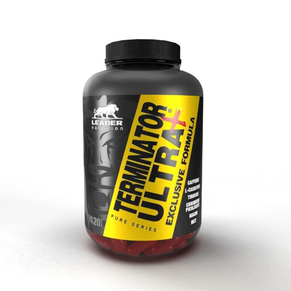 TERMINATOR ULTRA – Leader Nutrition (60 cápsulas)
