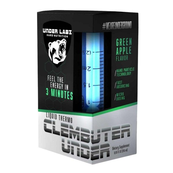 Clembuter 250ml - Under Labs