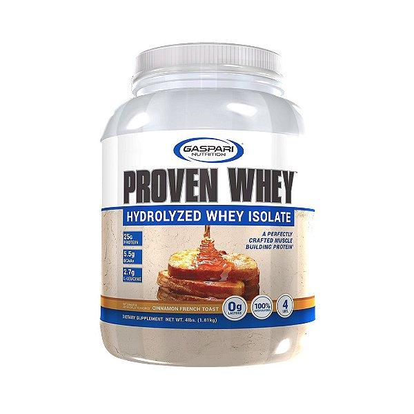 Proven  Whey 1810G Gaspari Nutrition