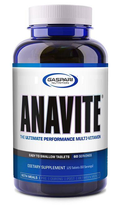 Anavite (120 tabs) - Gaspari Nutrition
