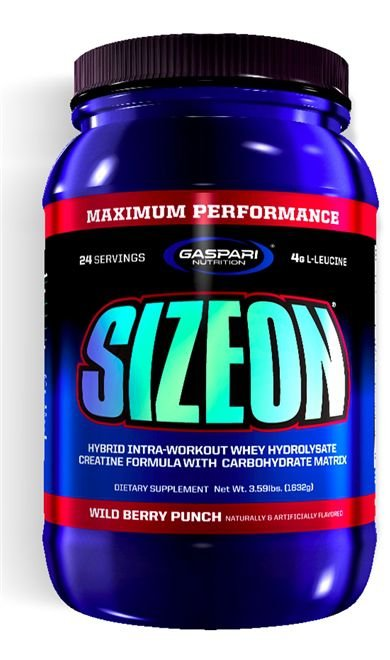SizeOn Maximum Perfomance (1.63kg) - Gaspari Nutrition