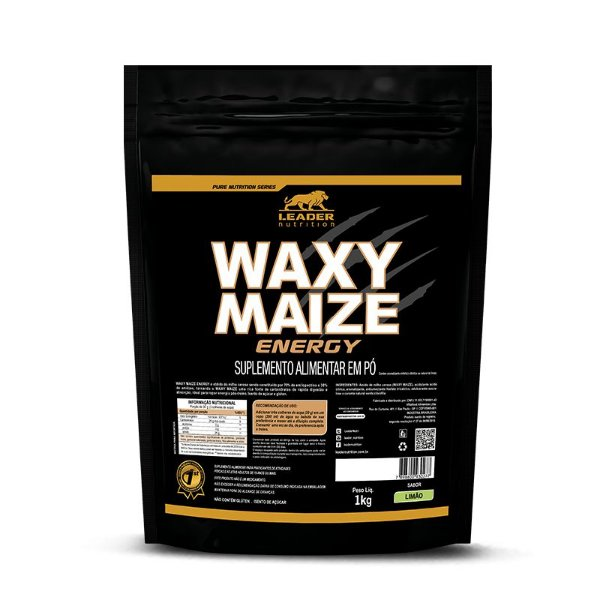 WAXY MAIZE (1000G) LEADER NUTRITION