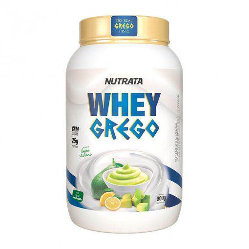 Whey Grego (900g) - Nutrata