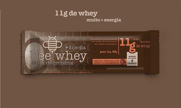 bee Whey + Energia (11g Whey) - Chocolate