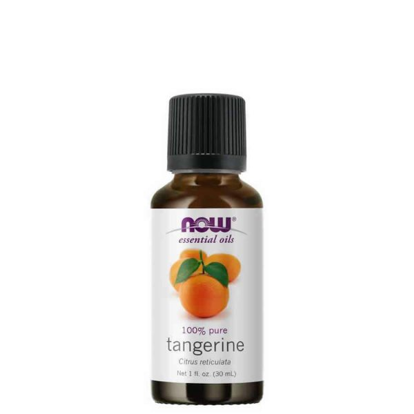 Óleo Essencial Tangerine-tangerina 30 Ml 100% Puro Now Foods