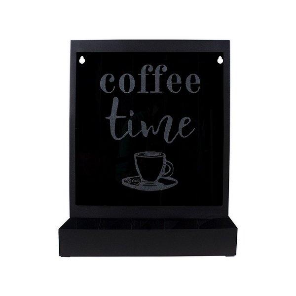 Porta Cápsulas Dolce Gusto ou Três Corações de Parede ou Bancada Coffee Time