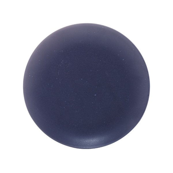 Conjunto de Pratos Sobremesa Azul Granilite 19 cm 4 Unidades