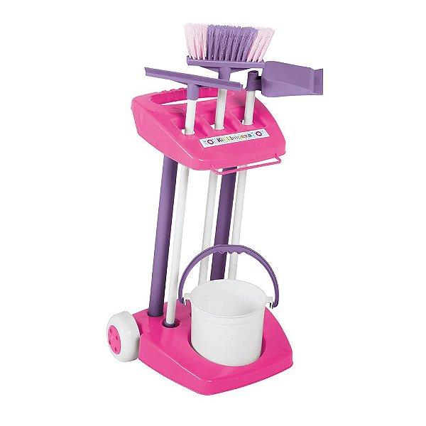 Brinquedo Kit De Limpeza Completo Tateti