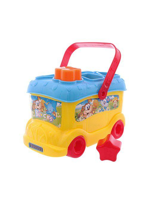 Ônibus Baby Bus Didático Dican