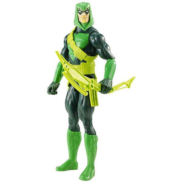 Boneco Liga da Justiça - Seta Verde - Mattel