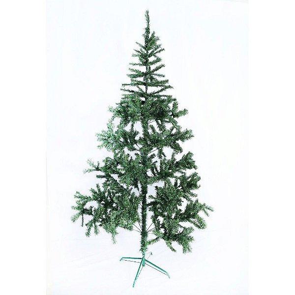 Árvore de Natal Pinheiro 2,10m Verde - Sissy Dolphin