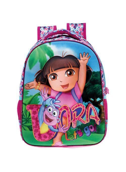 Mochila Dora a Aventureira Let's Go Xeryus