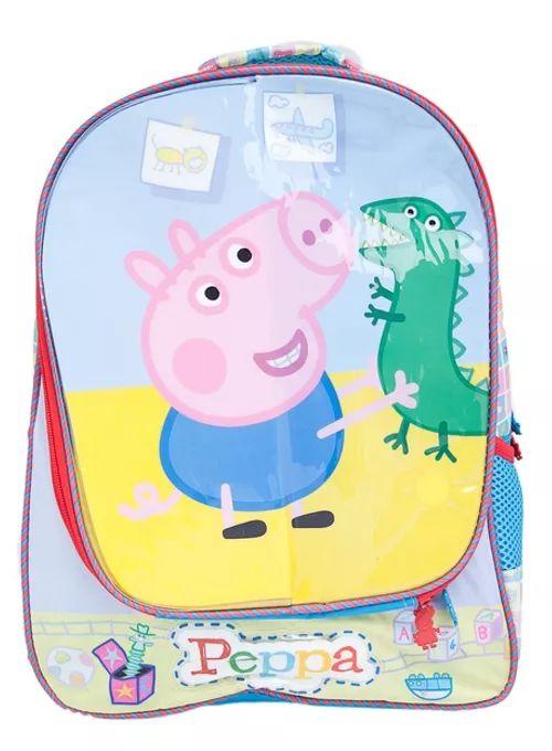 Mochila Peppa Pig Pequena Xeryus