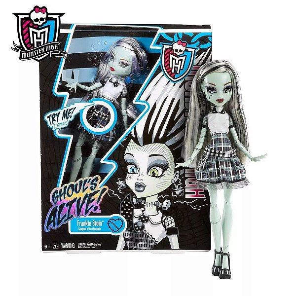 Boneca Monster High Frankie Stein Mattel