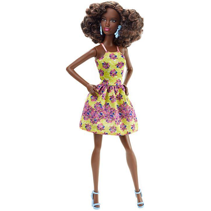 Barbie Fashionistas Fancy in Flowers 20 Mattel
