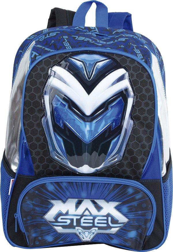 Mochila Max Steel 17Y Grande Sestini
