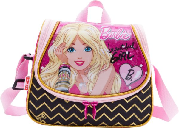Lancheira Barbie Sestini 17Z