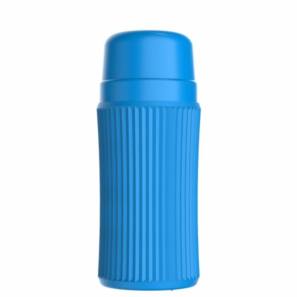Mini Garrafa Térmica Termolar 300ml Azul