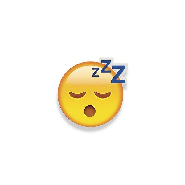 Super Ímã Emoji Dormindo Geguton