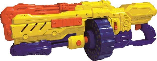 Lança Dardos Turbo Advance Zuru X Shot Candide
