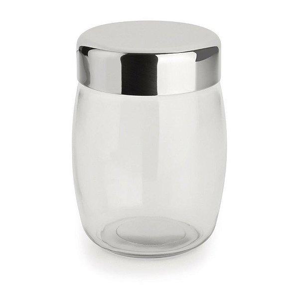 Pote Hermético de Vidro 1,2 Litros Forma
