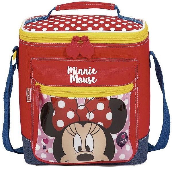 Lancheira Minnie Mouse 18Y Sestini