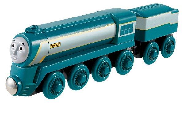 Locomotiva Thomas e Friends Adventures Connor Fisher-Price