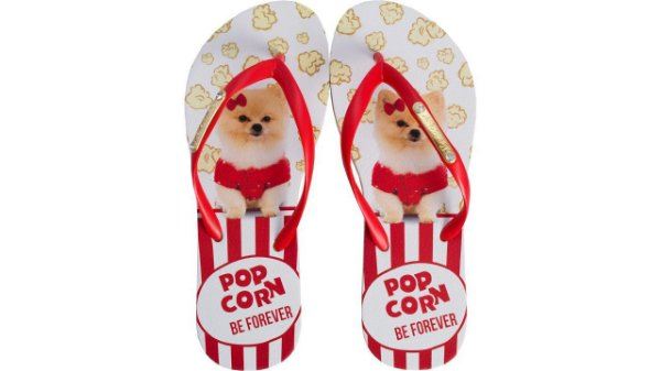 Chinelo Be Forever Lulu Pop Corn Rafitthy