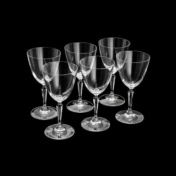 Conjunto de Taças de Cristal para Vinho 260ml Rona 6 Unidades
