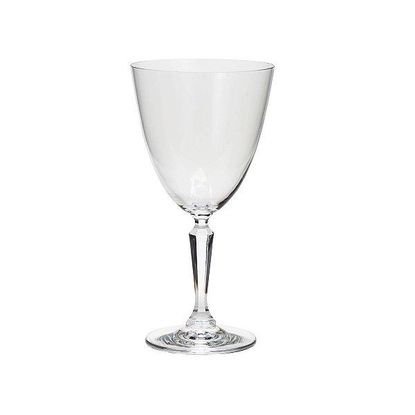 Conjunto de Taças de Cristal para Água 340ml Rona 6 Unidades