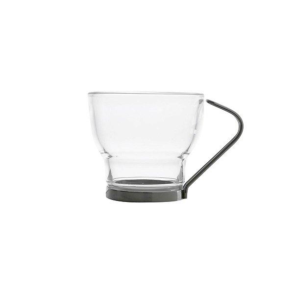 Conjunto de Xícaras de Vidro para Chá Bon Gourmet