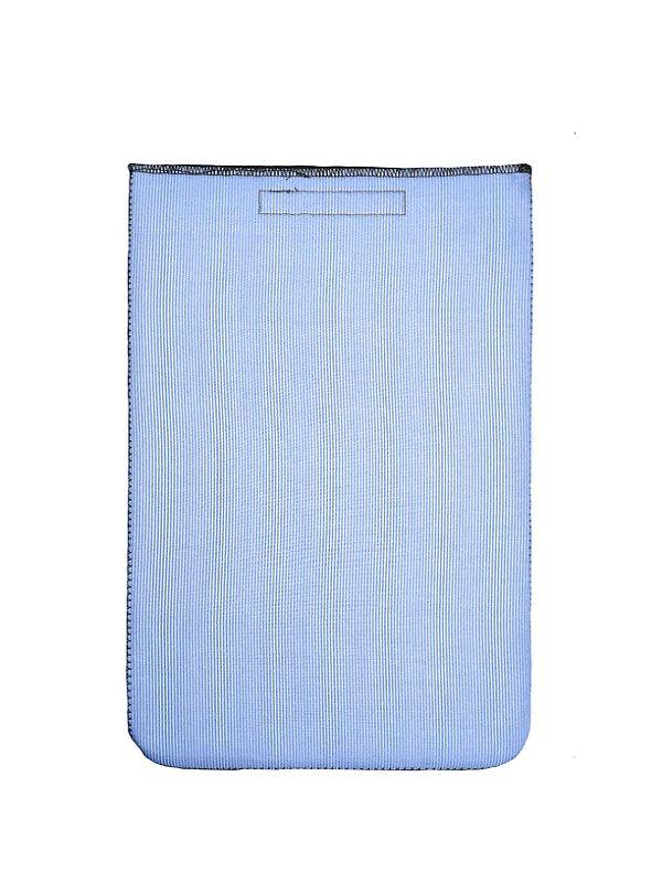Case Para Notebook 14 Listrado Azul Kit