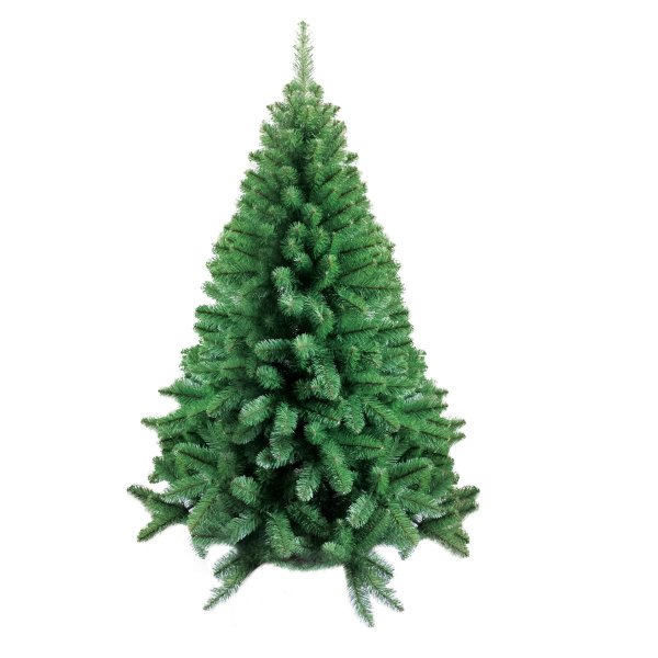 Árvore de Natal Pinheiro 2,10m 860 Galhos Dinamarca Magizi