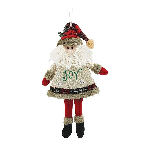 Papai Noel Joy Para Pendurar Magizi