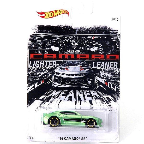 Carrinho Hot Wheels 16 Camaro SS FKV79 Mattel