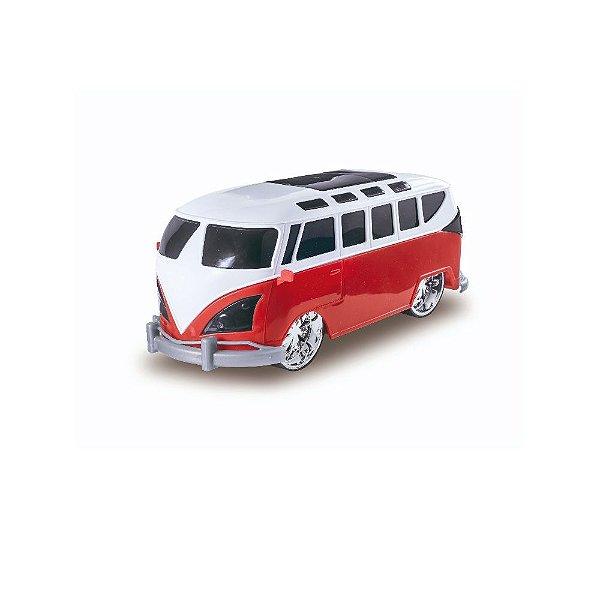Kombi Plástica Concept Car Brinquemix