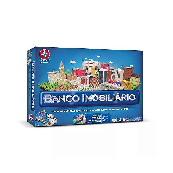 Jogo Banco Imobiliário Novo Estrela