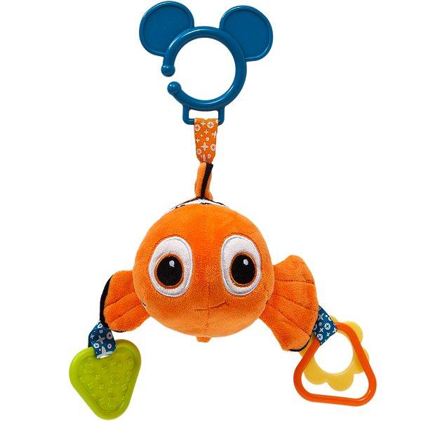 Pelúcia Procurando Nemo Atividades Buba