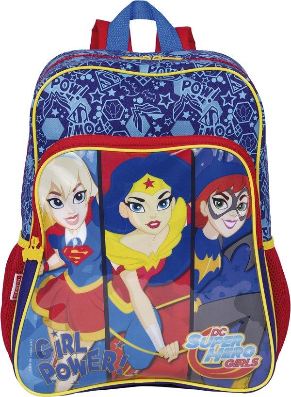 Mochila Super Hero Girls 18M Plus Sestini Grande