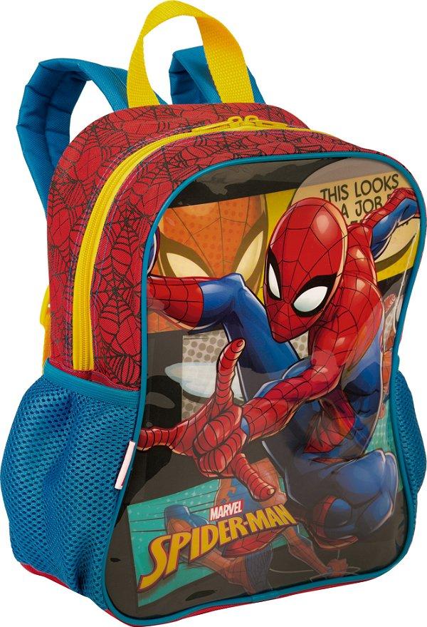 Mochila Sestini Spiderman 19M Pequena