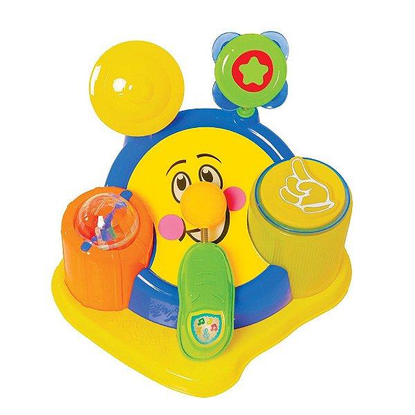 Tum Tum Tha Tateti Bateria Brinquedo Educativo
