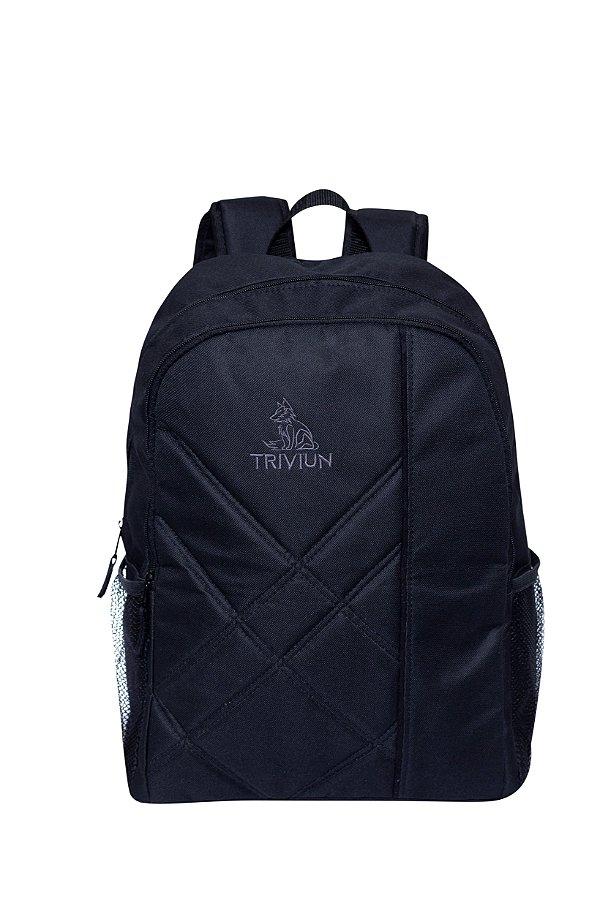"Mochila para Notebook 14.1"" Preta Triviun"
