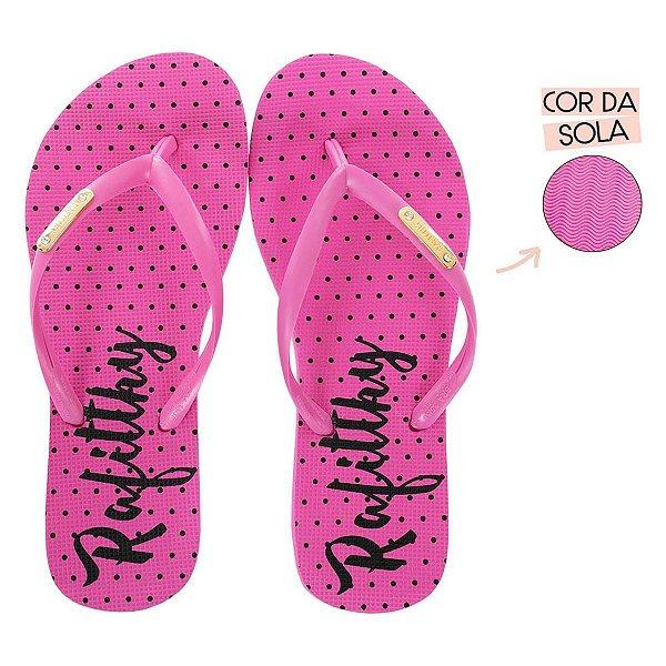 Chinelo Rafitthy Poá Pink 226.01705_12