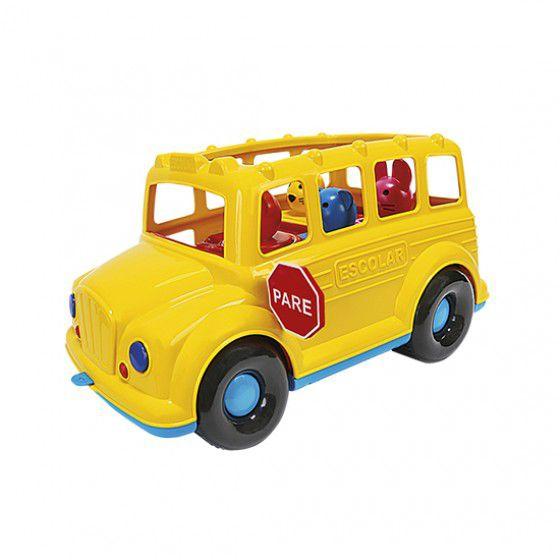 Ônibus Didático Poliplac